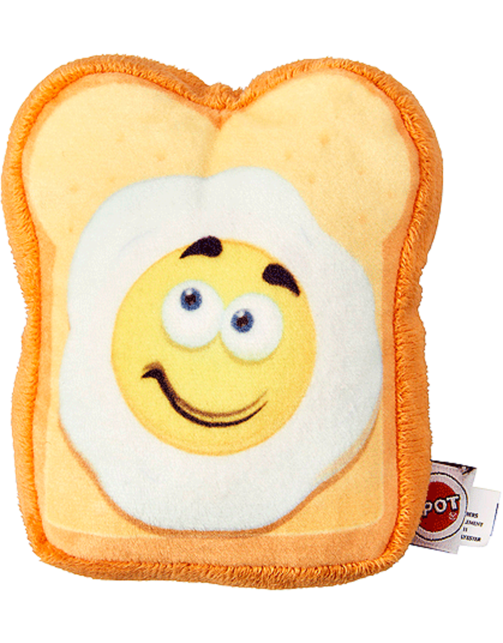 Ethical Pet Products FUN FOOD Eggs On Toast 4in