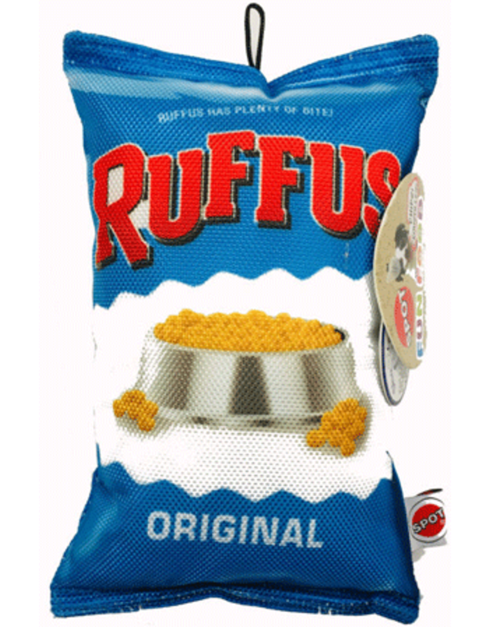 Ethical Pet Products FUN FOOD Chips Ruffus 8in
