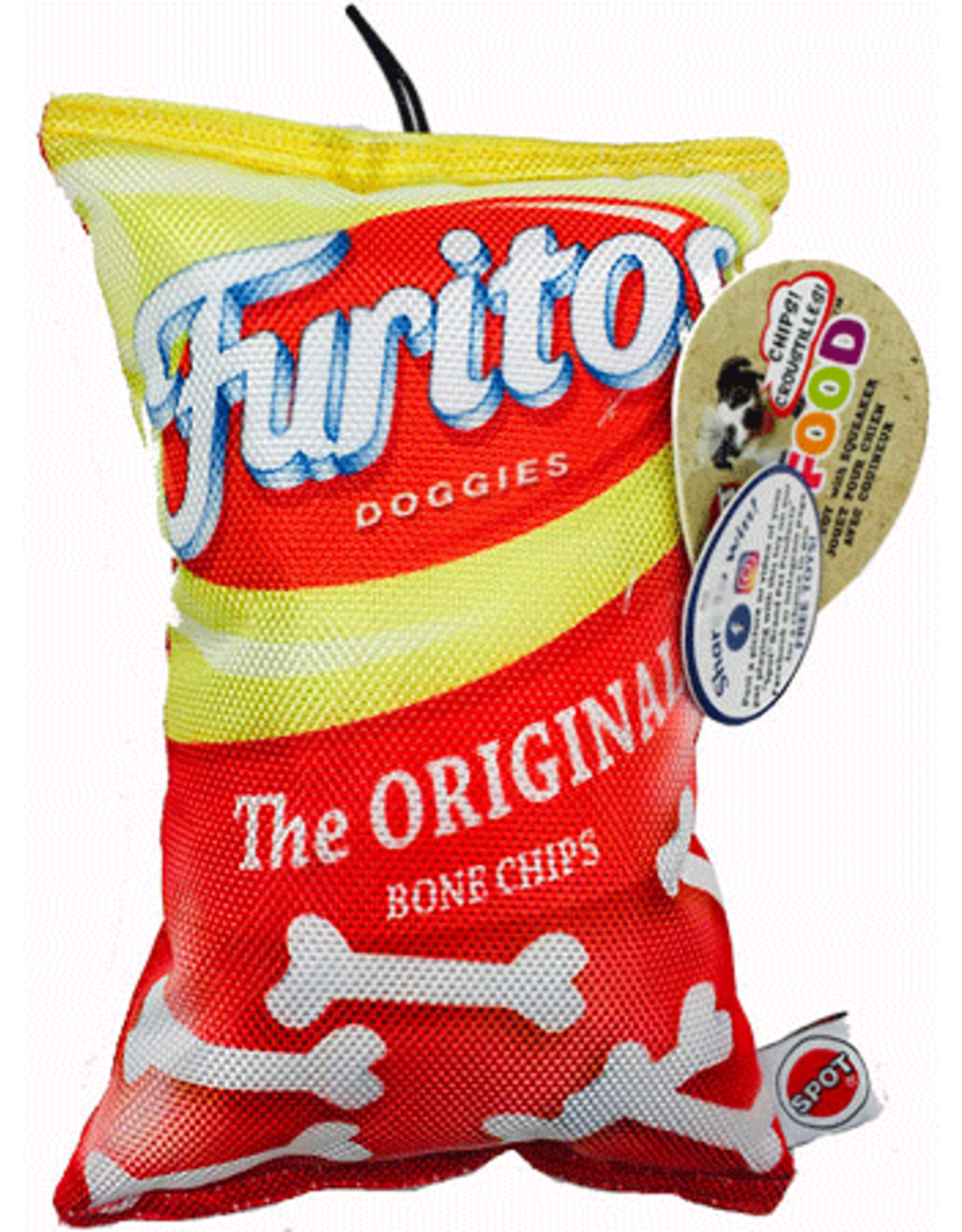 Ethical Pet Products FUN FOOD Chips Furitos 8in