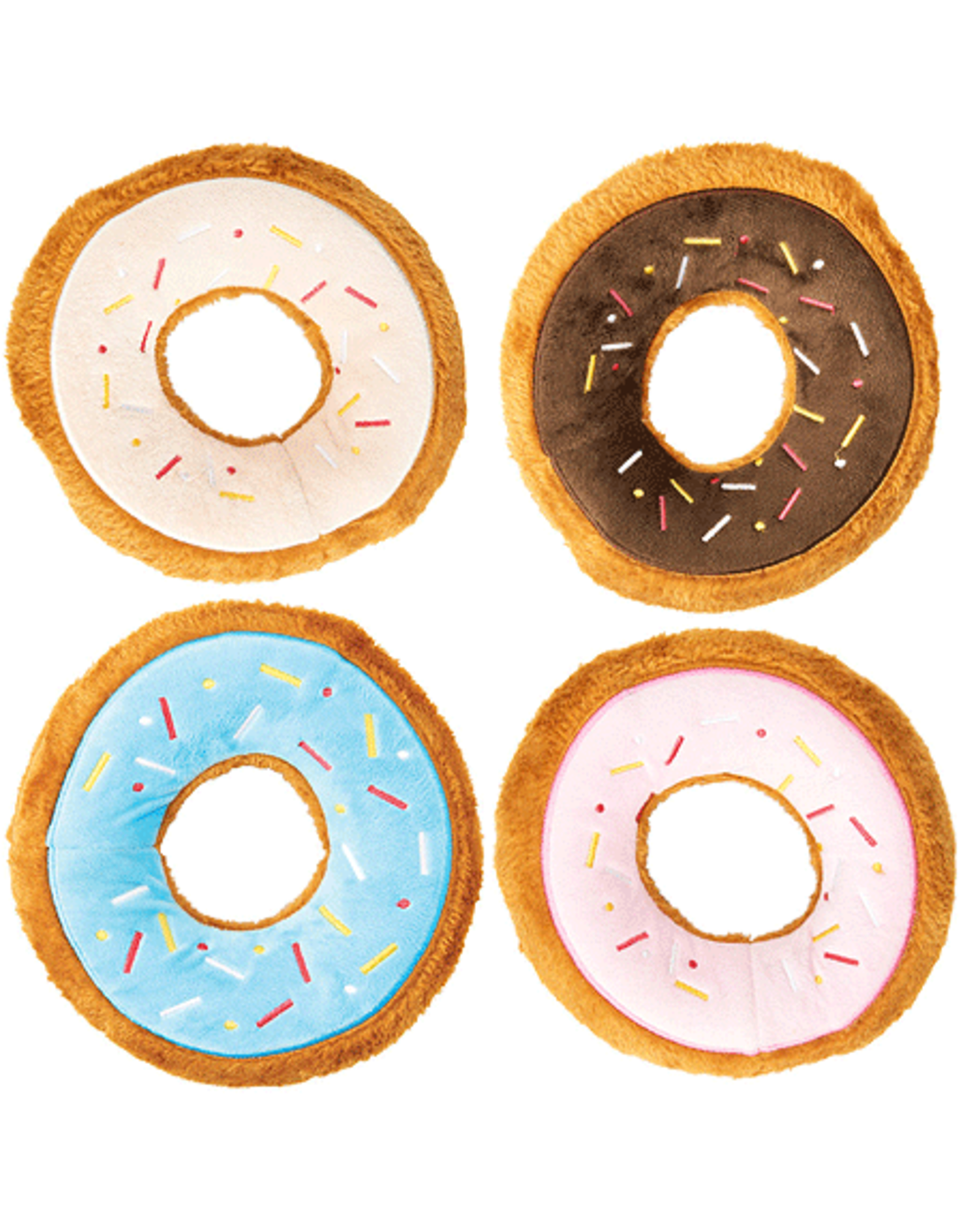 Ethical Pet Products FUN FOOD Tasty Donut 7.5in