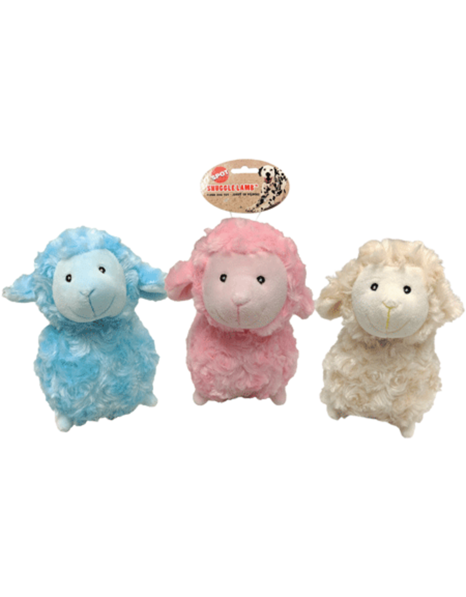 Ethical Pet Products ETHICAL Snuggle Lambs Pastel