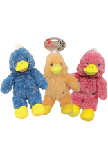 Ethical Pet Products ETHICAL Fuzzy Ducks Pastel