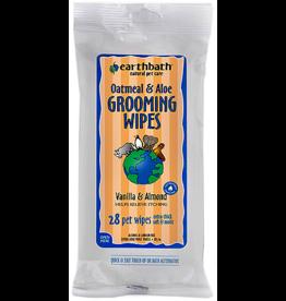 Earthbath EARTHBATH Wipes Oatmeal  Aloe 28ct