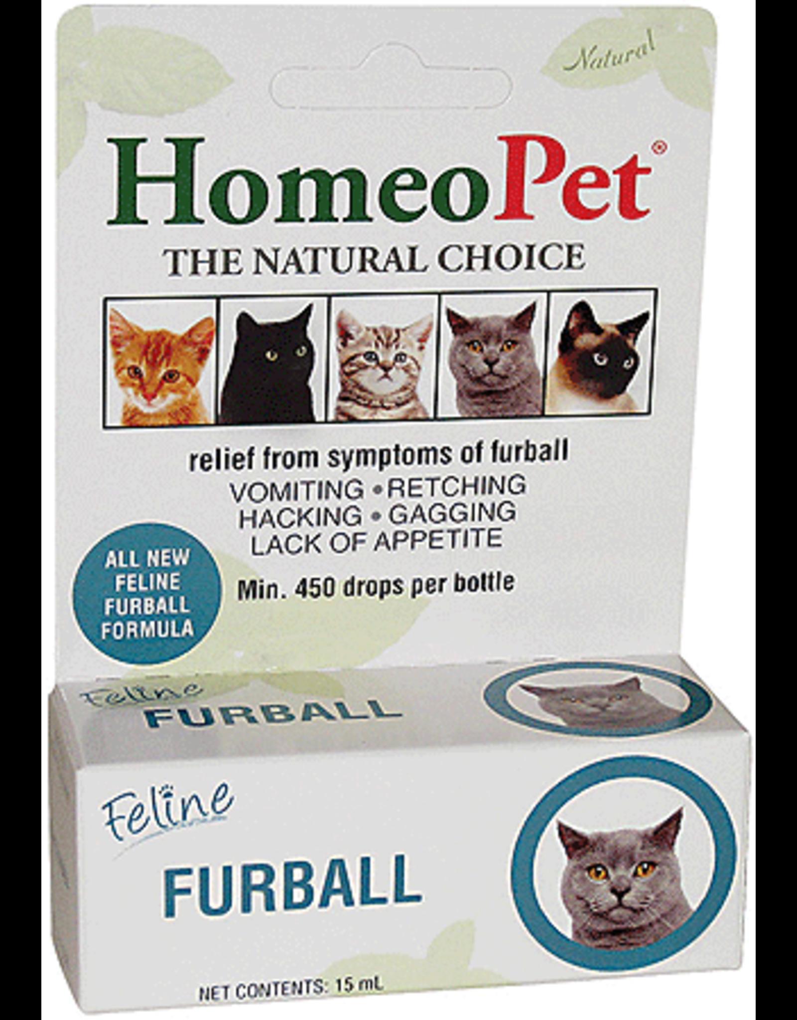 Homeopet HOMEOPET Feline Furball
