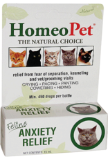 Homeopet HOMEOPET Feline Anxiety Relief 15ml