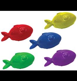 Multipet MULTIPET Lobberz Fish Asst 7in