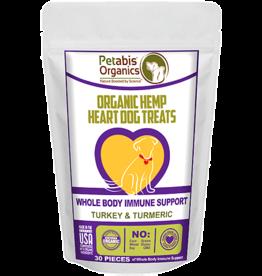 Petabis Organics PETABIS Heart Immune Treat 6oz
