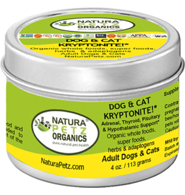 NaturaPetz NATURA PETZ Kryptonite Cat & Dog Topper