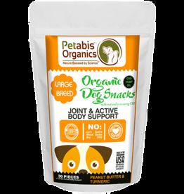 Petabis Organics PETABIS CBD Joint-Active Body Snack LB 30ct