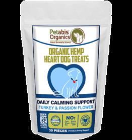 Petabis Organics PETABIS Heart Calming Treat 4oz