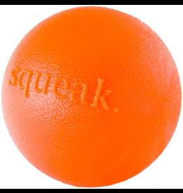 Planet Dog PLANET DOG Squeak Ball Orange