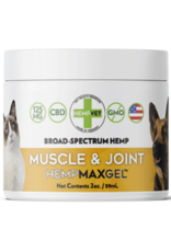HempVet HEMPVET Muscle  Joint Gel 2oz