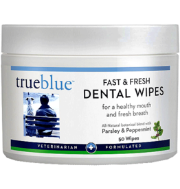 True Blue TRUEBLUE Dental Swipes 50ct