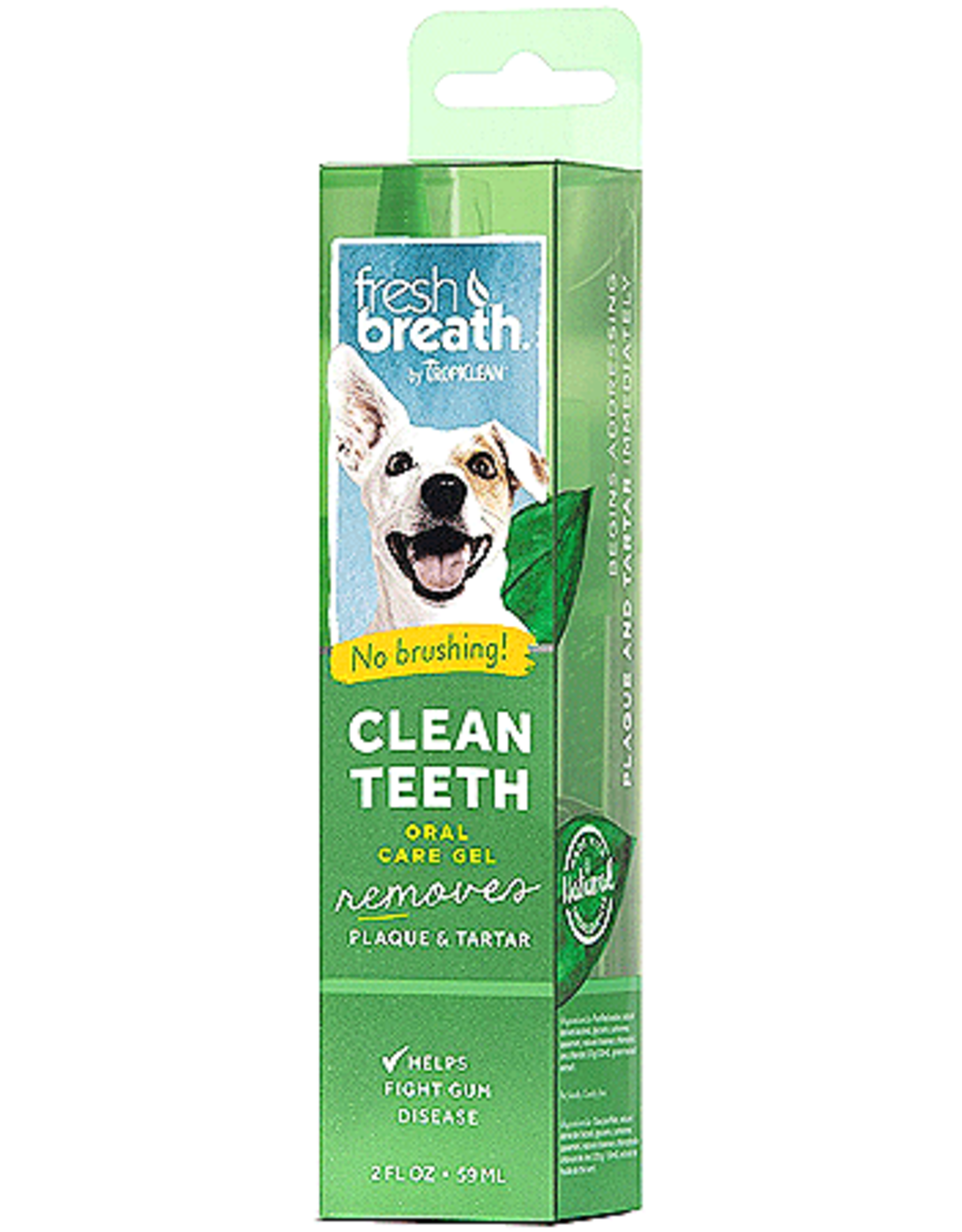 TropiClean FRESH BREATH Gel 2oz