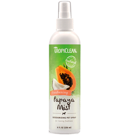 TropiClean TROPICLEAN Papaya Mist Spray 8oz