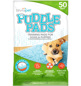 Tevra TEVRA Puddle Pads 50ct