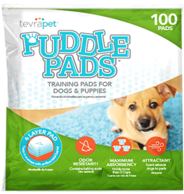 Tevra TEVRA Puddle Pads 100ct
