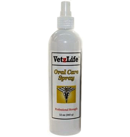 Vetzlife VETZLIFE Oral Spray Peppermint 12oz
