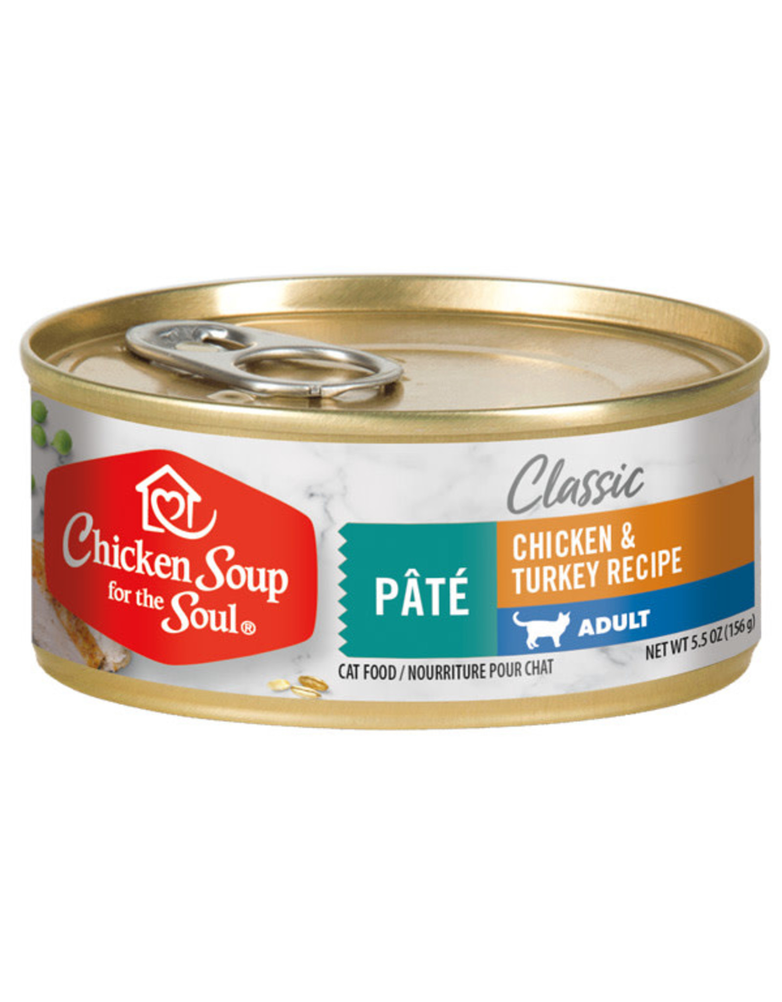 Chicken Soup CHICKEN SOUP CAT Adult 5.5oz  SINGLE