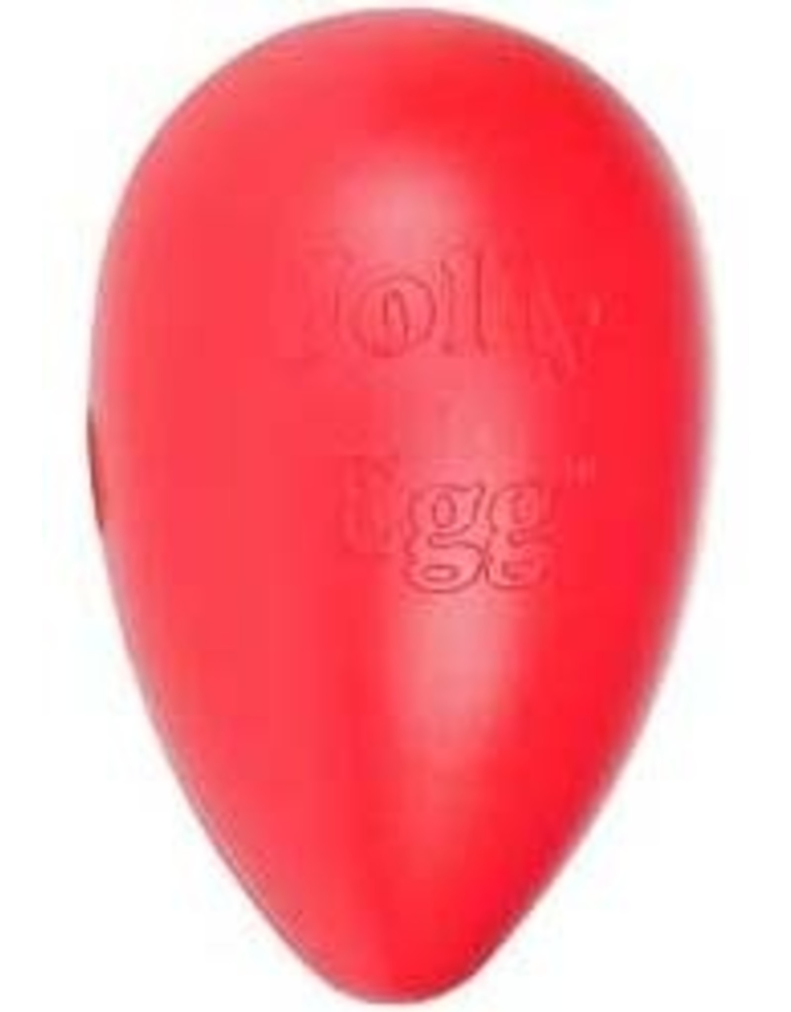 Jolly Pet JOLLYPET Jolly Egg 8in Red