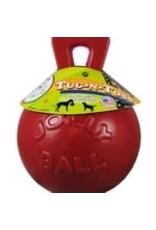 Jolly Pet JOLLYPET Tug-n-Toss 8in Red