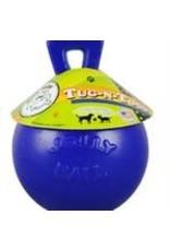 Jolly Pet JOLLYPET Tug-n-Toss 8in Blue
