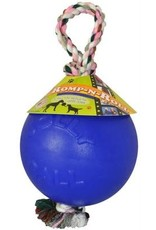 Jolly Pet JOLLYPET Romp-n-Roll 6in Blue