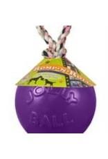 Jolly Pet JOLLYPET Romp-n-Roll 8in Purple