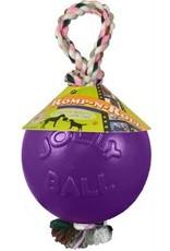 Jolly Pet JOLLYPET Romp-n-Roll 4.5in Purple