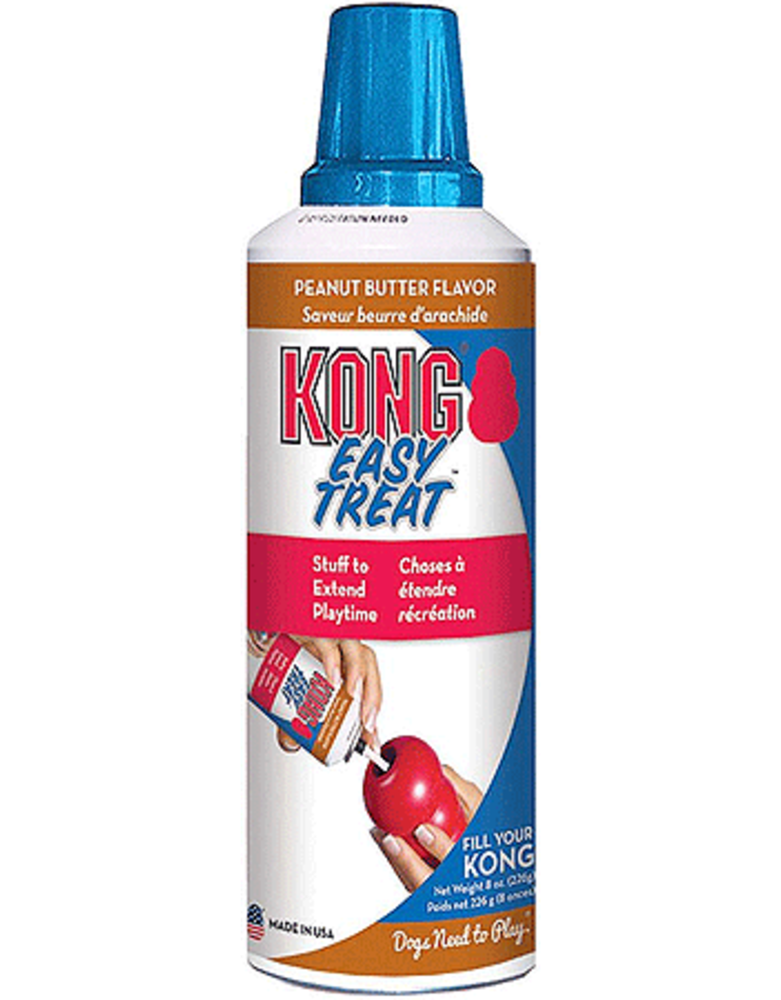 Kong KONG Stuffn Easy Treat PB