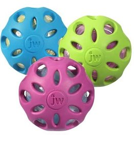 J W Pet JW Crackle Heads Ball L