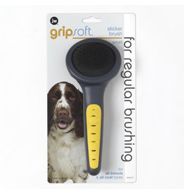 J W Pet JW GRIPSOFT Slicker Brush S