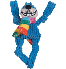 Hugglehounds HUGGLE Rainbow Knottie Cheshire Wee