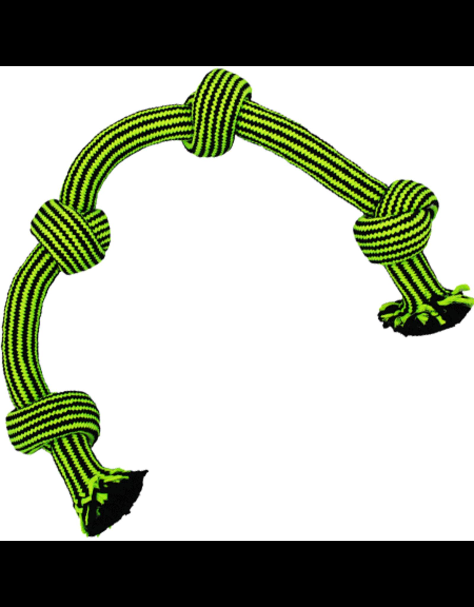 Jolly Pet JOLLYPET Knot-n-Chew L/XL 4 Knot