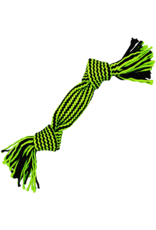Jolly Pet JOLLYPET Knot-n-Chew Squeaker Rope S/M 2 Knot