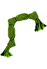 Jolly Pet JOLLYPET Knot-n-Chew Squeaker Rope L/XL 3 Knot