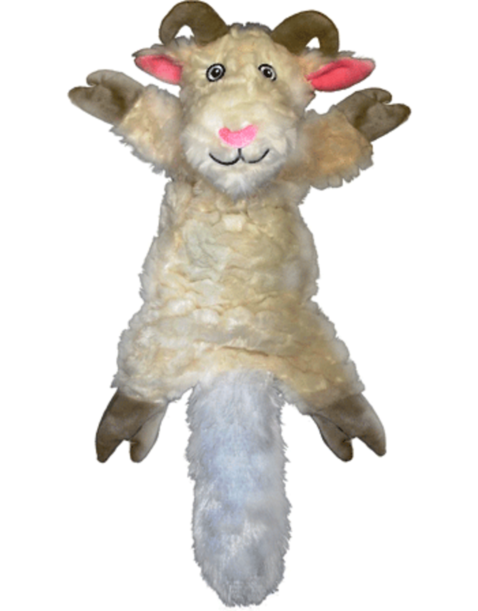 Jolly Pet JOLLYPET Flat Tail Snow Goat S