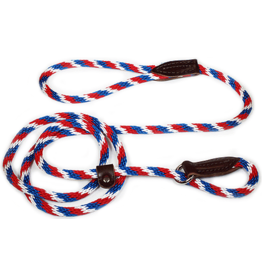 Leather Brothers LEATHER BROTHERS British Rope Slip Leads 6'