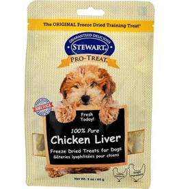 Miracle Corp PROTREAT Chicken Liver Pouch 3oz