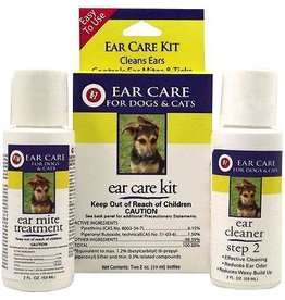 Miracle Corp R7 Ear Mite Treatment Kit 2-1oz