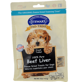 Miracle Corp PROTREAT Beef Liver Pouch 4oz