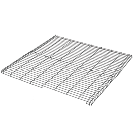 Midwest Metal MIDWEST Black Wire Mesh Top