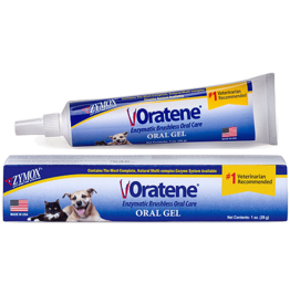 Zymox ORATENE Oral Care Oral Gel 1oz