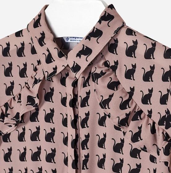 SASSY CAT DRESS