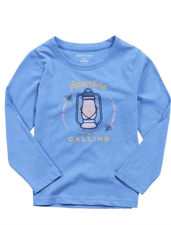 UNITED BY BLUE BLUE ADVENTURE L/S