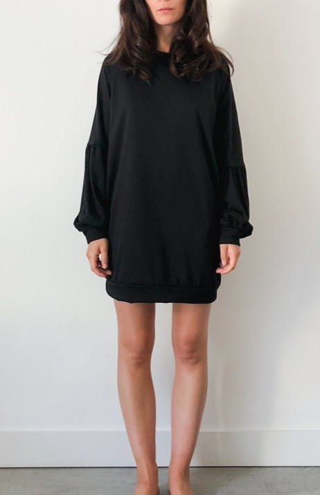 JACKSON ROWE JACKSON DOLMAN DRESS