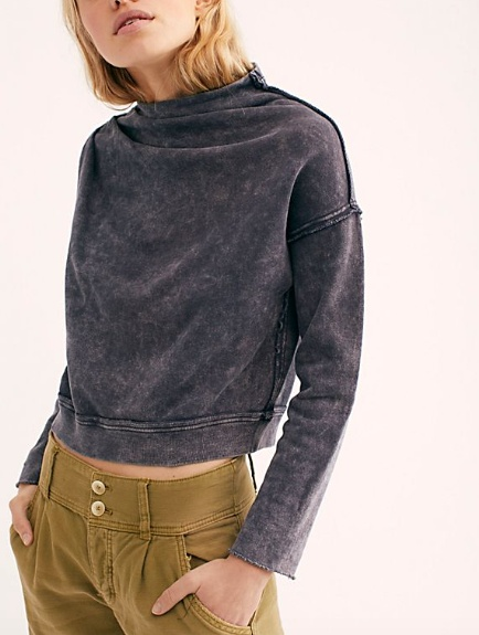 FREE PEOPLE OH MARLEY PULLOVER