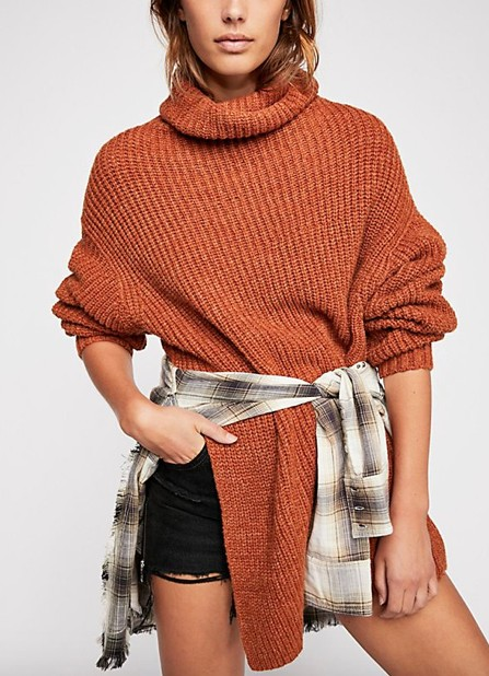 FREE PEOPLE ELEVEN SWEATER