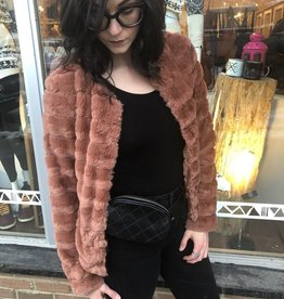 Vero Moda AVENUE FAUX FUR  JACKET