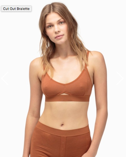 RICHER POORER RICHER CUT OUT BRA